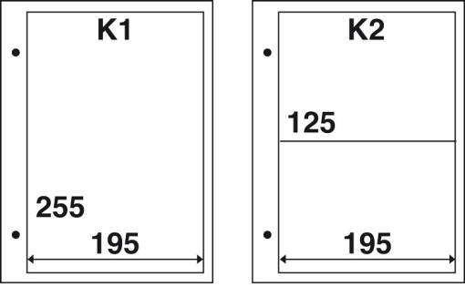 Aanvulling FDC K1 (per 10) 1