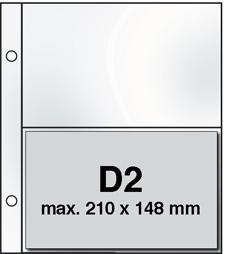 Mappen D2 (per 10)
