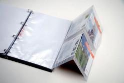 Cristal album PZM drieluik neutraal (met of zonder nummer)