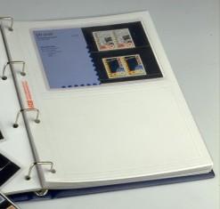 Aanvulling PZM 2 vaks met wit tussenblad (per 10)
