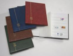 DAVO insteekboek middel, 16 bladzijden, 8 bladen