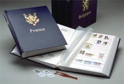DAVO insteekboek Frankrijk groot, 64 bladzijden, 32 bladen