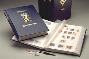 DAVO insteekboek Belgie groot, 64 bladzijden, 32 bladen 1