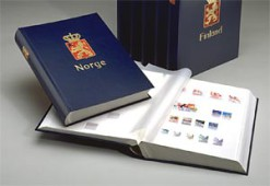 DAVO insteekboek Guernsey groot, 64 bladzijden, 32 bladen