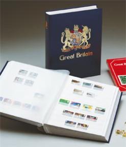 DAVO insteekboek Groot Britanie groot, 64 bladzijden, 32 bladen