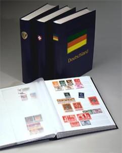 DAVO insteekboek Oostenrijk groot, 64 bladzijden, 32 bladen