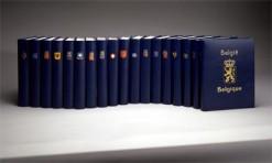 DAVO insteekboek Zweden groot, 64 bladzijden, 32 bladen