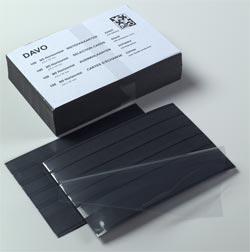 N5 insteekkaartjes (210x147mm) 5 Stroken (per 100) 1