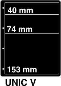 Kosmos insteekbladen UNIC V (per 5)