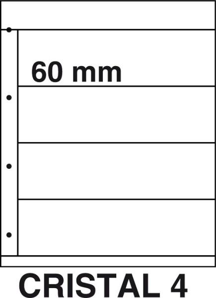Kosmos insteekbladen Cristal 4 (per 5)  1