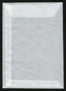 Pergamijn enveloppen C6 (114mm x 162mm) per 1000