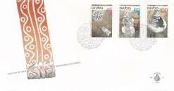 Aruba 1990 FDC Archeologische vondsten E 29