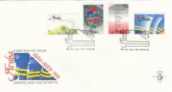 Aruba 1986 FDC Status aparte E 2