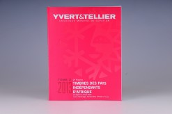 Yvert catalogus deel 2 part 2 Voormalig Franse Kolonien in Afrika en Cambodge, Laos - Editie 2013 -