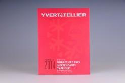 Yvert catalogus deel 2 part 3 Voormalig Franse Kolonien in Afrika en Vanuatu en Vietnam - Editie 2014 -