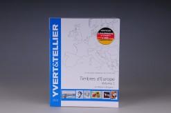 Yvert catalogus Europa A-B Volume 1 Albanie - Bulgarie - Editie 2014 -
