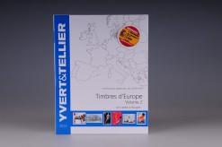 Yvert catalogus Europa C-H Volume 2 Carelie - Hongarije - Editie 2014 -