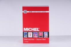 Michel Motief catalogus Kerstzegels gehele wereld - 1e Editie 2015 -