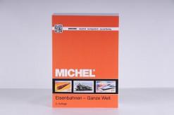 Michel Motief catalogus Treinen van de gehele wereld - Editie 2015 -