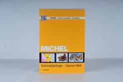 Michel Motief catalogus Vlinders gehele - Editie 2015 -