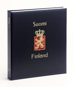Luxe band postzegelalbum  Finland IV