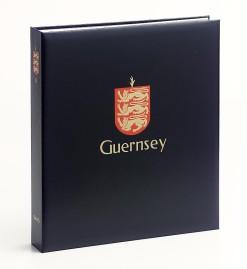 Luxe band postzegelalbum  Guernsey II
