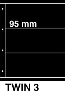 Kosmos insteekbladen TWIN 3 (per 5)