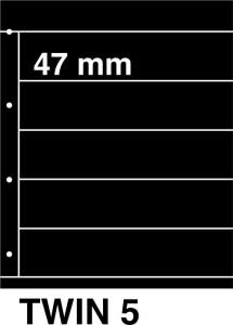 Kosmos insteekbladen TWIN 5 (per 5)