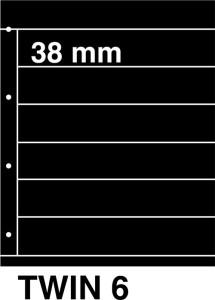 Kosmos insteekbladen TWIN 6 (per 5)