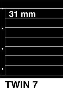 Kosmos insteekbladen TWIN 7 (per 5)