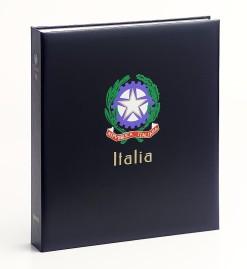 Luxe band postzegelalbum  Italie Rep. IV
