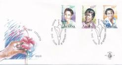 Aruba 1996 FDC Beroemde vrouwen E 65