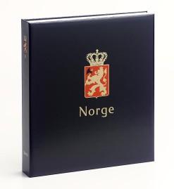 Luxe band postzegelalbum  Noorwegen I