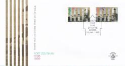 Aruba 1998 FDC 200 jaar Fort Zoutman E 73