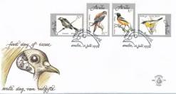 Aruba 1998 FDC Arubaanse vogels E 76