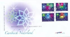 Caribisch Nederland  2012 FDC Kerstmis E 6