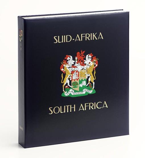 Luxe band postzegelalbum  Zuid Afrika Rep