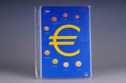 Importa supplement euro-munten blauwe kaart 2017