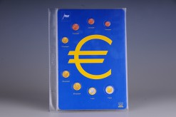 Importa supplement euro-munten blauwe kaart 2018