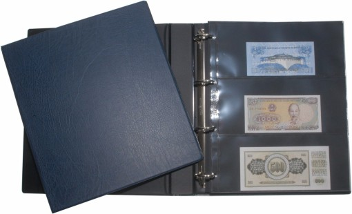 Hartberger Bankbiljetten beginset blauw 1