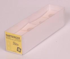 Hartberger Munthouders om te nieten  35 mm -100x-
