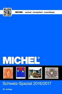Michel Speciaal catalogus Zwitserland Liechtenstein 2016 -2017 Set   - 35e Editie -