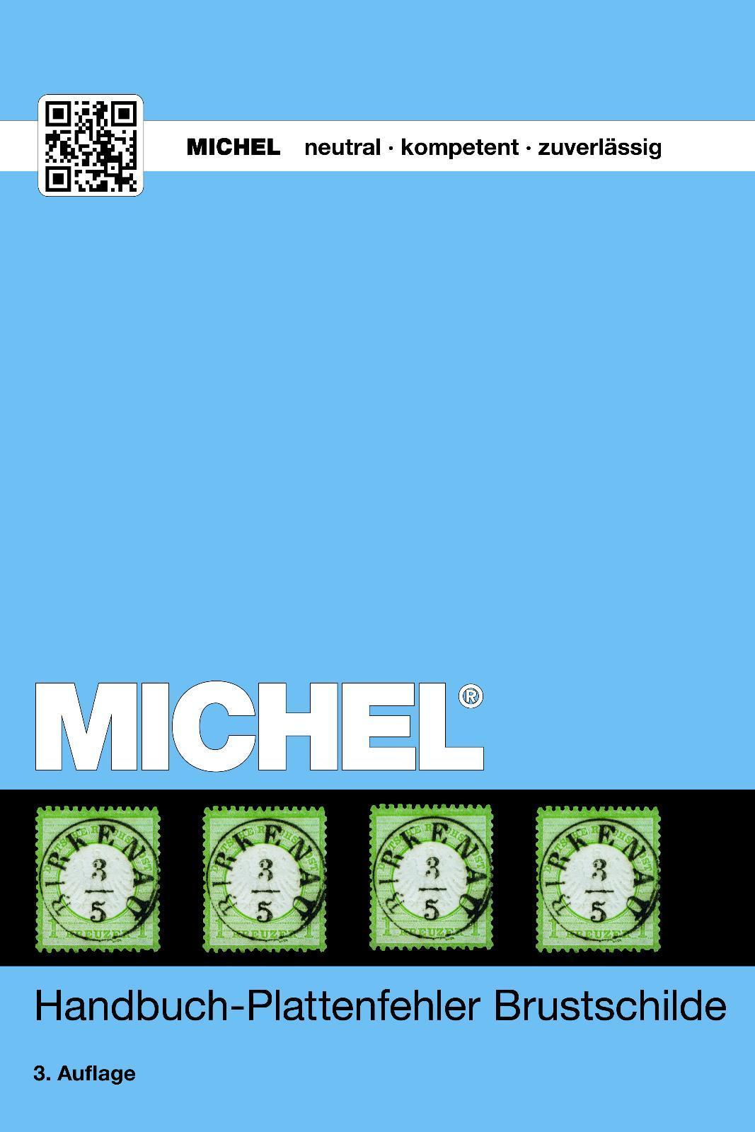 Michel Handboek plaatfouten wapens Duitse Rijk