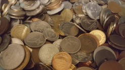 Wereld 2,5 Kilogram munten