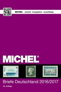 Michel Catalogus Duitsland brieven 2016-2017 - 19e Editie -