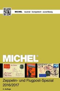 Michel Speciaal catalogus Duitsland zeppelin en luchtpost 2016-2017 - 3e Editie  -