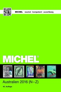 Michel Catalogus Overzee Australie -Oceanie Antarctica N-Z Band UK 7/2- 40e Editie 2016 -