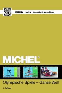 Michel Motief catalogus Olympische spelen Wereld - Editie 2016 -
