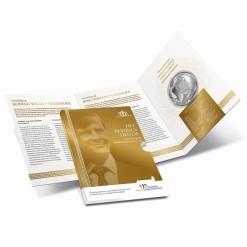 Nederland 2013 Koningstientje 10 euro zilver, proof in blister