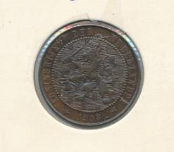 Nederland 1903 2,5 cent Wilhelmina